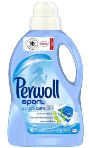 Perwoll sport activecare 3D, Waschmittel, 80 WL, 4er Pack (4 x 20 WL)