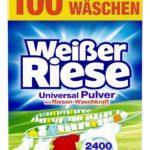 Weißer Riese Universal Pulver Waschmittel, 1er Pack (1 x 100 Waschladungen)