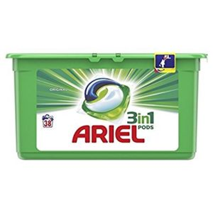 Bild Waschmittel Ariel 3 in 1 Pods