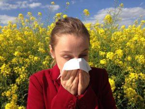 Waschmittel bei Allergie